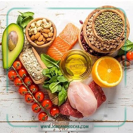 انواع مواد غذایی موثر
